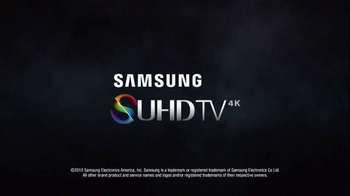 Samsung UHD TV TV Spot, 'Jurassic World' - Thumbnail 8