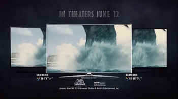 Samsung UHD TV TV Spot, 'Jurassic World' - Thumbnail 6