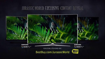 Samsung UHD TV TV Spot, 'Jurassic World' - Thumbnail 7