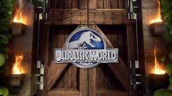 Jurassic World Chomping Jaws and Raptor Claws TV Spot, 'Jaws and Claws' - Thumbnail 1