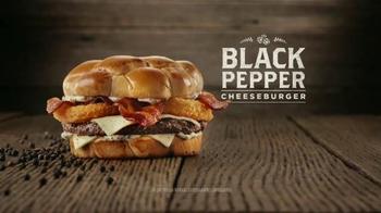 Jack in the Box Black Pepper Cheeseburger TV Spot, 'El Comercio' [Spanish] - Thumbnail 9