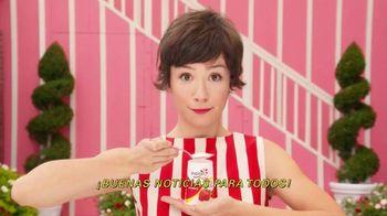 Yoplait Original Strawberry TV Spot, 'Buenas noticias' [Spanish]