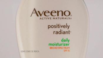 Aveeno Positively Radiant TV Spot, 'Ocupado' Con Jennifer Aniston [Spanish] - Thumbnail 3