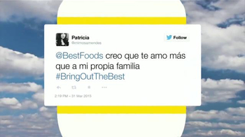 Best Foods TV Spot, 'Ingredientes de Calidad' [Spanish] - Thumbnail 2