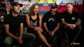 2015 X Games Austin TV Spot, 'Metallica' Featuring Tony Hawk - 2 commercial airings