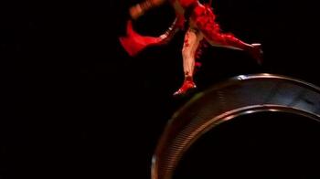 Cirque du Soleil Ka TV Spot, 'You Won't Believe It' - Thumbnail 5