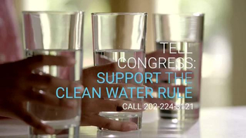 League of Conservation Voters TV Spot, 'The Clean Water Rule' - 28 commercial airings