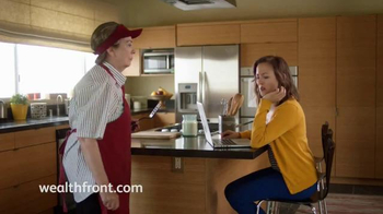 Wealthfront TV Spot, 'Flipping Burgers' - Thumbnail 3