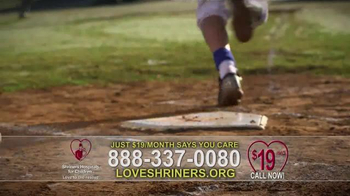 Shriners Hospitals For Children TV Spot, 'Because of You' - Thumbnail 8