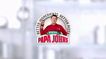 Papa John's Greek Pizza TV Spot, 'Back from Greece with Pizza' - Thumbnail 7