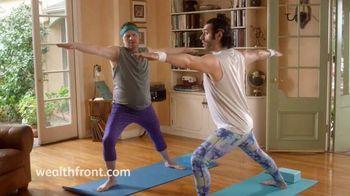 Wealthfront TV Spot, 'Bro Yoga Class'