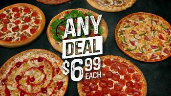 Pizza Hut Any Deal TV Spot, 'Anything You Want' - Thumbnail 7