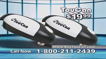 TouCan TV Spot, 'Hands Free' - 2241 commercial airings