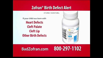 Law Offices of Foster & Houston TV Spot, 'Bad Zofran' - Thumbnail 2