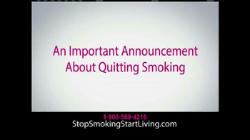 The Kerry Gaynor Method TV Spot, 'Quitting Smoking' Featuring Martin Sheen - Thumbnail 1