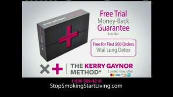 The Kerry Gaynor Method TV Spot, 'Quitting Smoking' Featuring Martin Sheen - Thumbnail 9