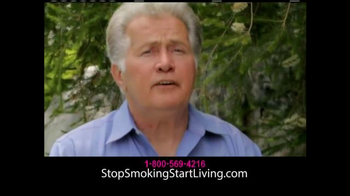 The Kerry Gaynor Method TV Spot, 'Quitting Smoking' Featuring Martin Sheen - 19 commercial airings