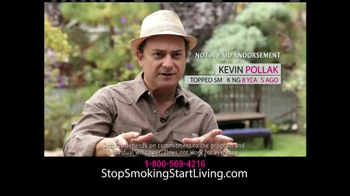 The Kerry Gaynor Method TV Spot, 'Quitting Smoking' Featuring Martin Sheen - Thumbnail 5