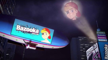 Bazooka Joe TV Spot, 'Joe's New Look' - Thumbnail 1