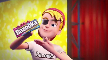 Bazooka Joe TV Spot, \'Joe\'s New Look\'