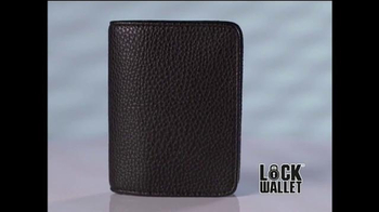 Lock Wallet TV Spot, 'Secure and Fashionable' - Thumbnail 6