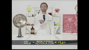 Key Ninja TV Spot, 'Living in the Past' - Thumbnail 6