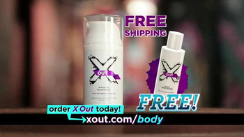 X Out Body Scrub TV Spot, 'Summer' Ft. Zendaya Coleman - 573 commercial airings