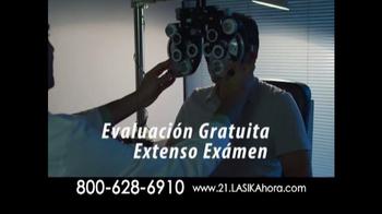 The LASIK Vision Institute TV Spot, 'Cirugía de ojos' [Spanish] - Thumbnail 5