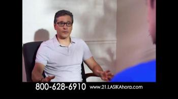 The LASIK Vision Institute TV Spot, 'Cirugía de ojos' [Spanish] - Thumbnail 6