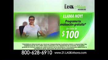 The LASIK Vision Institute TV Spot, 'Cirugía de ojos' [Spanish] - Thumbnail 7