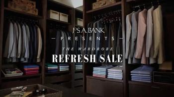 JoS. A. Bank Wardrobe Refresh Sale TV Spot, 'Suits and Sport Coats' - Thumbnail 2