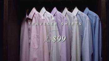JoS. A. Bank Wardrobe Refresh Sale TV Spot, 'Suits and Sport Coats' - Thumbnail 5