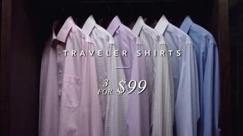 JoS. A. Bank Wardrobe Refresh Sale TV Spot, 'Suits and Sport Coats' - Thumbnail 6