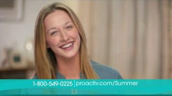 Proactiv TV Spot, 'Summertime' Featuring Adam Levine - Thumbnail 5
