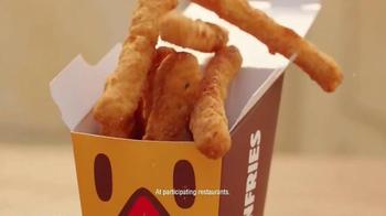 Burger King Chicken Fries TV Spot, 'The Question' - Thumbnail 8