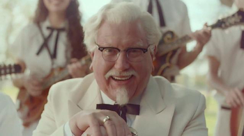 KFC TV Spot, 'Bucket & Beans' Featuring Darrell Hammond - 941 commercial airings