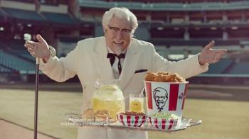 KFC TV Spot, 'Baseball' Featuring Darrell Hammond - Thumbnail 10
