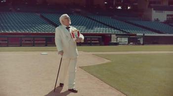 KFC TV Spot, 'Baseball' Featuring Darrell Hammond - Thumbnail 2