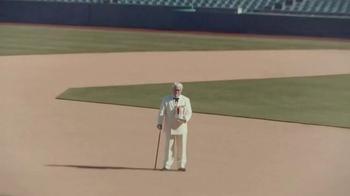 KFC TV Spot, 'Baseball' Featuring Darrell Hammond - Thumbnail 4