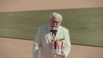 KFC TV Spot, 'Baseball' Featuring Darrell Hammond - Thumbnail 5