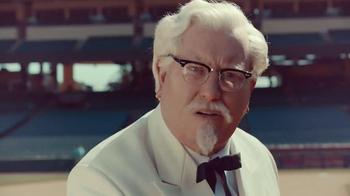 KFC TV Spot, 'Baseball' Featuring Darrell Hammond - Thumbnail 7