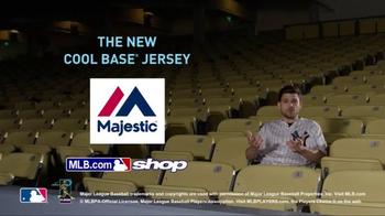 Majestic Cool Base Jersey TV Spot, 'How He Keeps His Cool' Ft Jerry Ferrara - Thumbnail 8