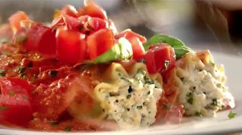 Olive Garden Tuscan Dinner TV Spot, 'Dinner for Two' [Spanish] - Thumbnail 2