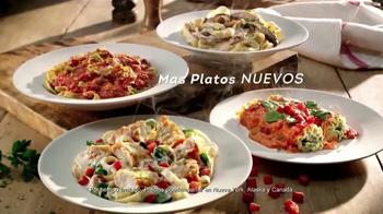 Olive Garden Tuscan Dinner TV Spot, 'Dinner for Two' [Spanish] - Thumbnail 4