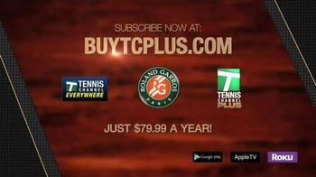 Tennis Channel Plus TV Spot, 'Live or On Demand' - Thumbnail 9