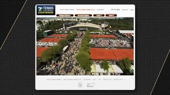 Tennis Channel Plus TV Spot, 'Live or On Demand' - Thumbnail 5