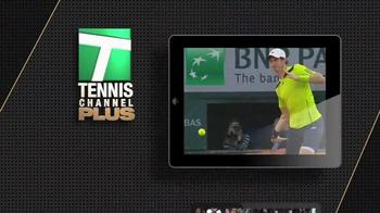 Tennis Channel Plus TV Spot, 'Live or On Demand' - Thumbnail 6