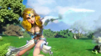 Heroes Charge TV Spot, 'Freeze Your Opponent' - Thumbnail 7