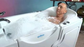 Safe Step Walk-In Tub TV Spot, 'Therapeutic Bath'