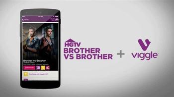 Viggle TV Spot, 'HGTV Brother vs. Brother Promo' - Thumbnail 2